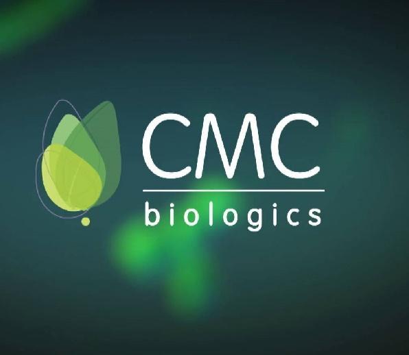 cmc biologics logo pharma journalist