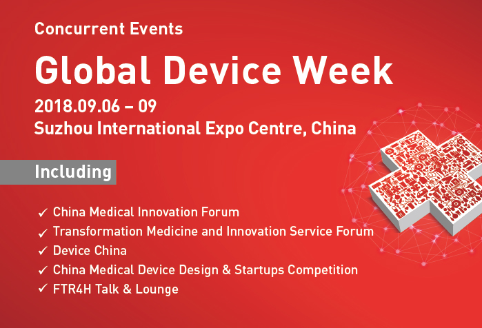Global Device Week – 5 high caliber events join forces to boost