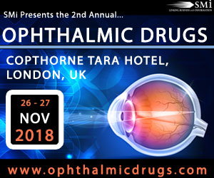 Ophthalmic Drugs SMi Banner