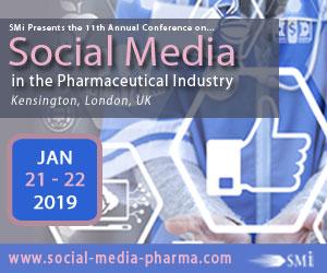 Social Media in Pharma 2019
