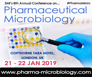 Pharmaceutical Microbiology Europe Smi