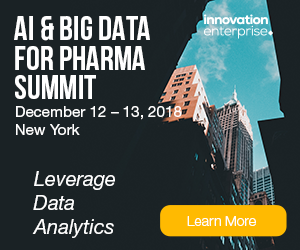 Big Data & Analytics for Pharma Summit