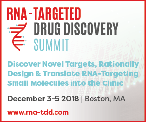 RNA Targeted Drug Discovery