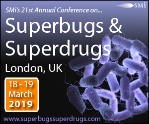 Superbugs and Superdrugs EU banner