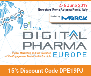 Digital Pharma Europe 2019