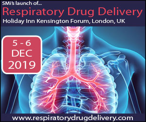 Three Interactive Sessions to take place at the Respiratory Drug